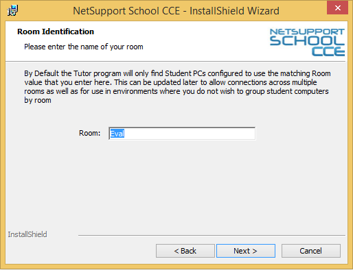 Installing Netsupport School CCE in vCloudPoint-2