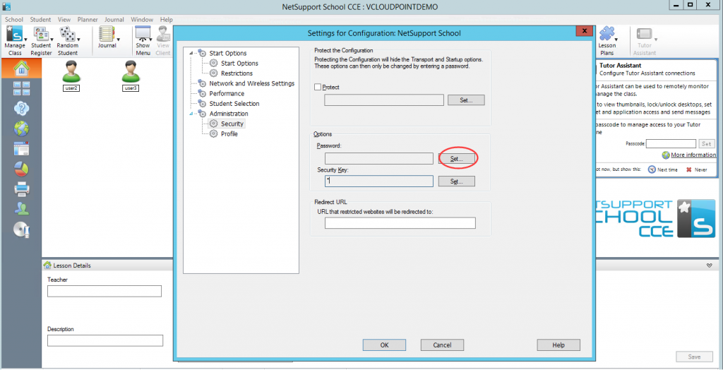 Installing Netsupport School CCE in vCloudPoint-4