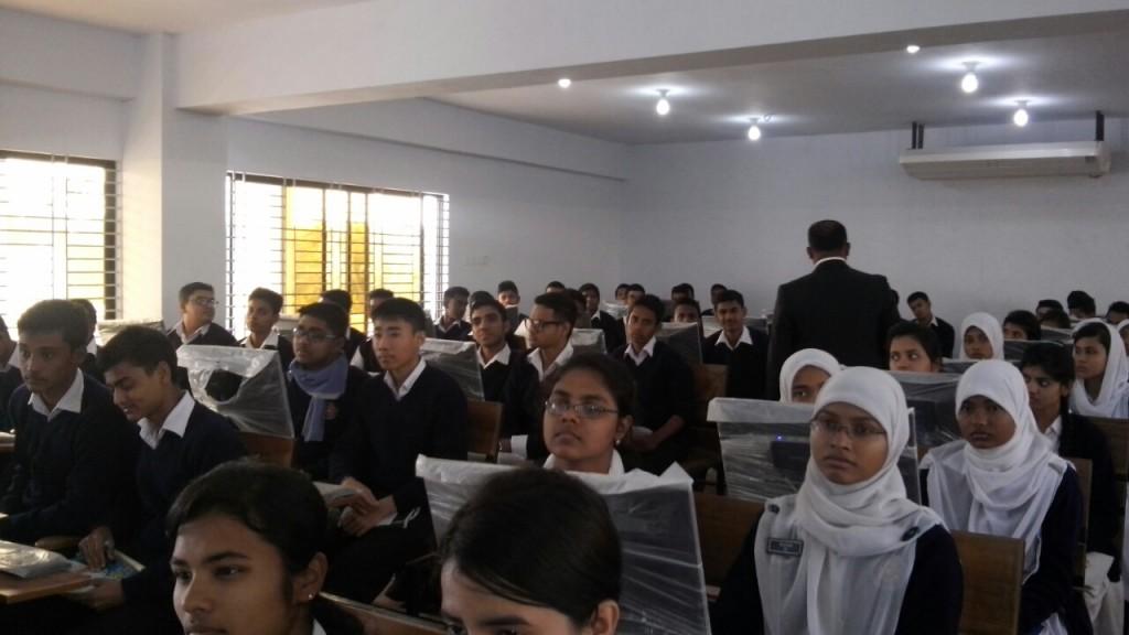 Ispahani High School in Bangladesh-2