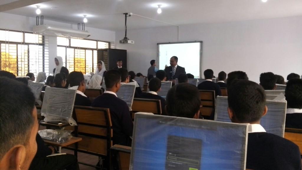 Ispahani High School in Bangladesh-3