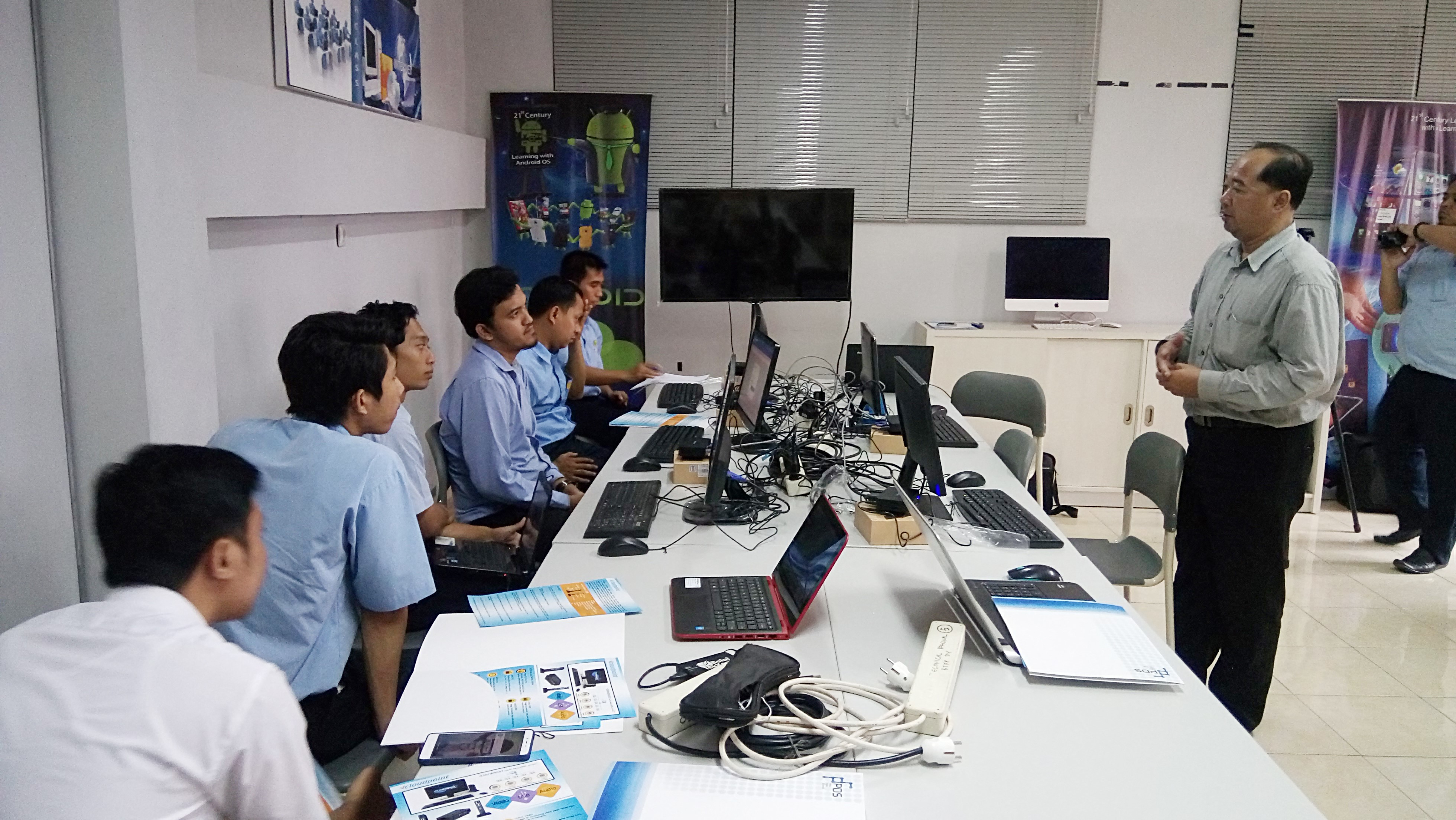 vCloudPoint in indonesia